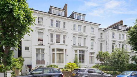 How can a first time buyer hope to live in a classic Belsize Park stucco house? If you don't mind a
