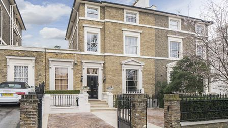 This Little Venice property has been reduced from �7,950,000 to �7,350,000