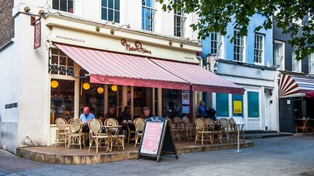 Maison Blanc in Hampstead could be facing closure