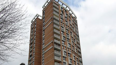 Sivill House in Columbia Road (Picture: Reading Tom/Flickr/Creative Commons licence CC BY 2.0)
