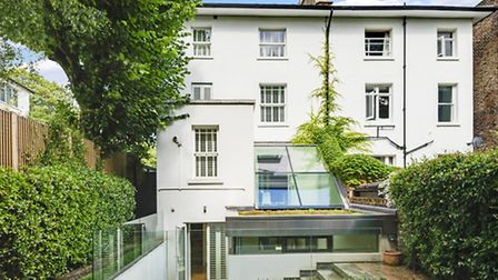 Ordnance Hill, St John�s Road, NW8, �3,795,000, Laurence Leigh Residential, 020 7483 0101