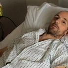 Mr Doughty spend time in the intensive care and trauma units at the Royal London Hospital (Photo: Cr