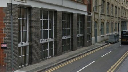 The man was found in Underwood Street, Hoxton. (Picture: Google Maps)
