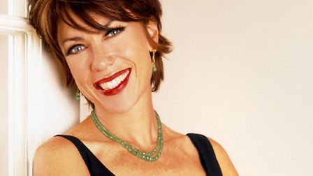 Author Kathy Lette was mortified her post was found in street