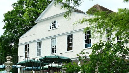Lauderdale House will be re-opened in part as early as next week