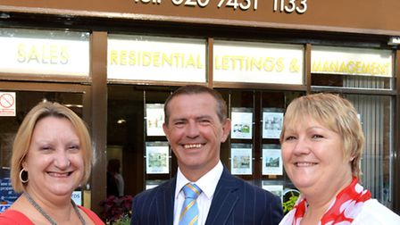 Helen and her team at Admiral Property offer a bespoke service to their clients