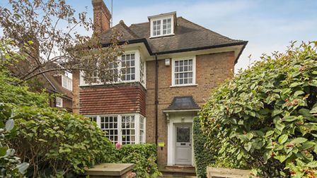 The house is on the market for the first time in 60 years