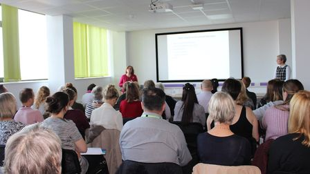 East Coast Community Healthcare (ECCH) held a diabetes conference for healthcare specialists in Lowe