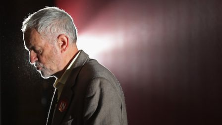 Labour leader Jeremy Corbyn. Photo: Christopher Furlong/Getty Images)