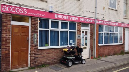 Bridge View is the main distribution hub supported by The Work Space and Marram Green in Kessingland
