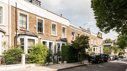 A Victorian cottage in Dartmouth Park on the market for �1,425,000 with a stylish modern interior