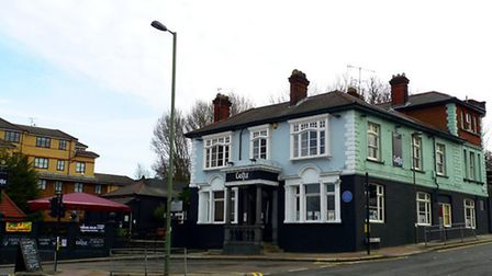 There has been a pub on the site of the Castle Pub since the eighteenth century