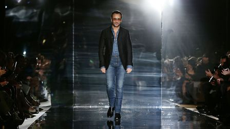 Tom Ford is one of several celebrities who now calls Regent's Park home when he's in town