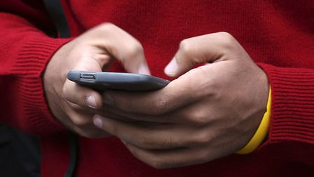 The charity will promote safer sex through mobile dating apps. (Picture: PA).
