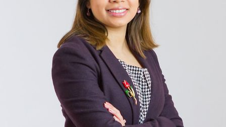 Hampstead and Kilburn MP Tulip Siddiq