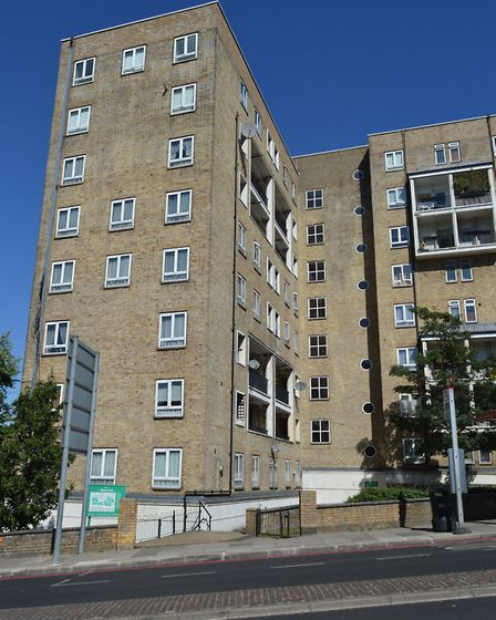Ex-council two bed homes in Farjeon house, Swiss Cottage, are now on the private rental market for a