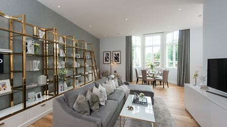 Westbourne Place, W9, from �560,000
