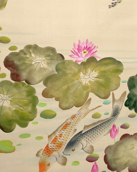Fromental create sumptuous couture for walls