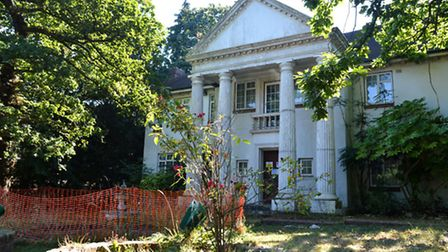 The Georgians and other mansions and land in The Bishop's Avenue, N2, were bought for �73m by an off