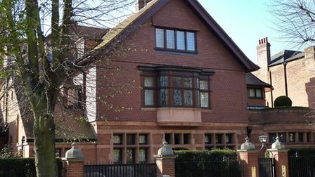 This property in Lyndhurst Road, Hampstead, was bought by a Gibraltar-based company for �43m.