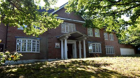 Redcroft is another of The Bishop's Avenue mansions bought in a �73m deal