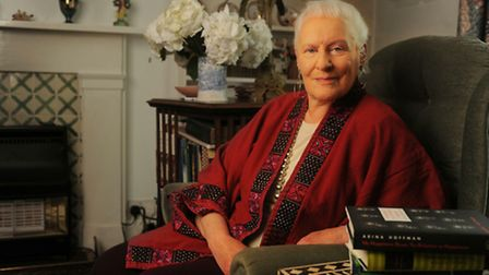 Diana Athill is appearing at the Hampstead and Highgate Lit Fest