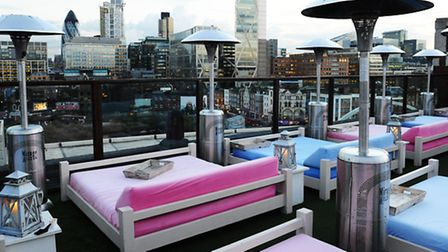Shoreditch House. (Picture: PA).