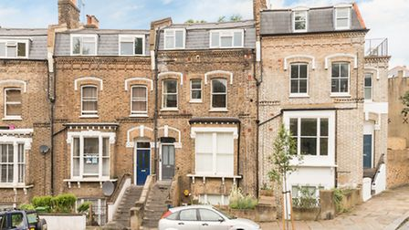 Lady Somerset Road, NW5, £699,950, Knight Frank, 020 3468 0736