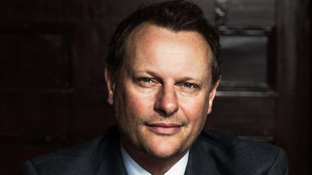Actor Neil Stuke. Picture: Charlie Dailey