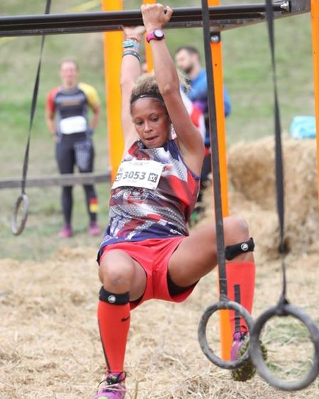 Joanne Ogogo exceeeded expectations at the Obstacle Course Racing World Championships and is already