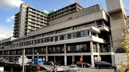 The Royal Free Hospital is at the centre of a data breach. Picture: PA/Anthony Devlin