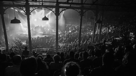 The Roundhouse has seen crowds flock from far and wide. Picture: John Williams
