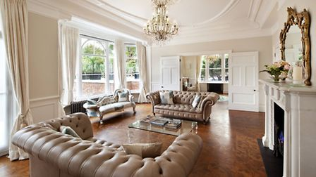 Victory House is currently on the market for £11,950,000