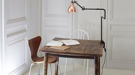 Design Junction Trends, DCW Editions Lamp