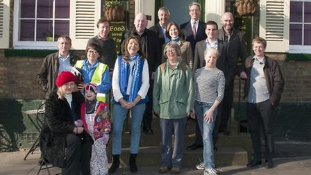 Hampstead Neighbourhood Forum launch a campaign protect all of the local pubs in Hampstead
