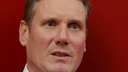 Holborn and St Pancras MP Keir Starmer wasn't troubled by Iain Duncan Smith's jibe