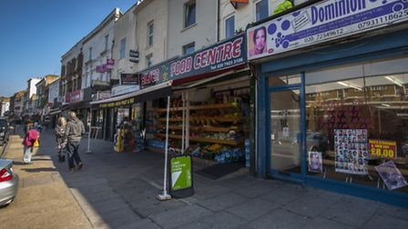 Businesses across Hackney are set to be hit with huge rate increases from April