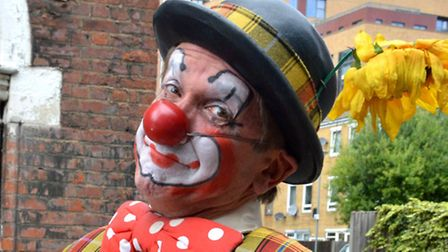 Mattie: It really hurts when these scores of stupid people dressed in clown masks are even called cl