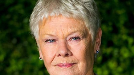 Dame Judi Dench. Picture: PA/Matt Crossick