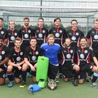 The West Hampstead team ahead of Saturdays opening fixture against Winchester at Whitefield School.