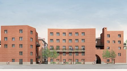 The council is building almost 3,000 new homes under its estate regeneration