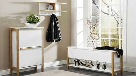 Northgate Flip-Top Storage Bench, £199, Store – A Place For Everything. PA Photo/Handout