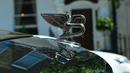Harley Street Bentley