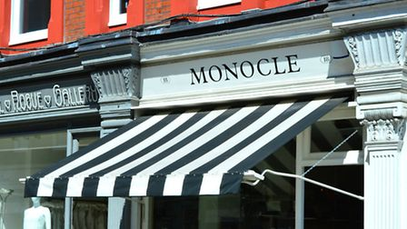 Monocle Cafe, Chiltern Street