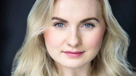Angeline Hunt will portray Francesca in 'The Contraption'. Picture: Courtesy of Agnes Lillis