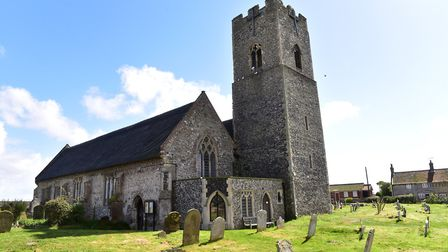 There will be 'A Service of Memories' at Pakefield Church on Remembrance Sunday. Picture: Nick Butch