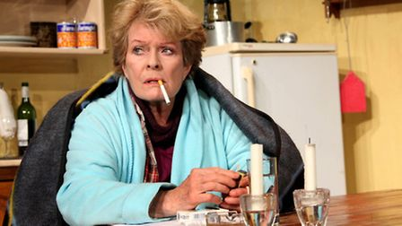 Janet Suzman. Picture: Ruphin Coudyzer