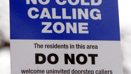 Suffolk Trading Standards has issued a warning about cold callers in Lowestoft. Photo: Nick Butcher
