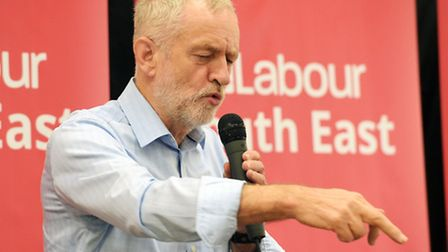 Jeremy Corbyn had already vowed not to fight Ms Abbott for his seat. Picture: Ben Birchall/PA Wire