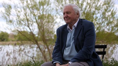 Sir David Attenborough opened Woodberry Wetlands in April